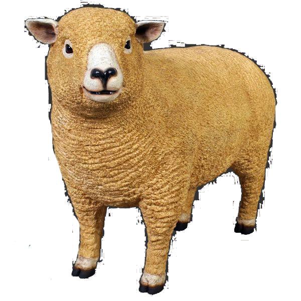 アニマルビッグフィギュアシリーズ【ライ麦畑の子羊】(等身大フィギュア)