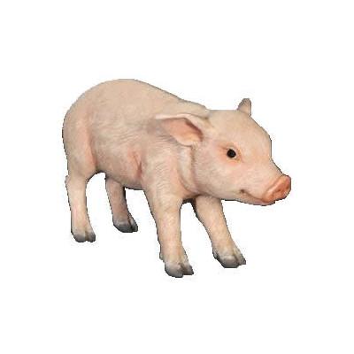 アニマルビッグフィギュアシリーズ【立ち上がる子豚】(等身大フィギュア)