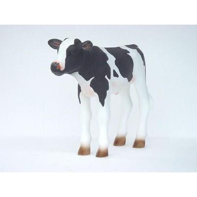 アニマルビッグフィギュアシリーズ【ウシ(乳牛)・子牛の乳牛B】(等身大フィギュア)