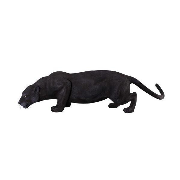 アニマルビッグフィギュアシリーズ【黒豹(クロヒョウ)】(等身大フィギュア)