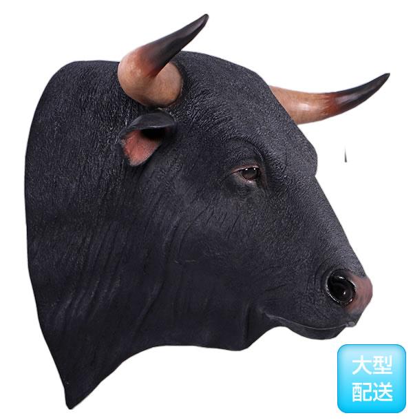 スペインの闘牛 ヘッド・ビッグフィギュア(壁掛けタイプ)