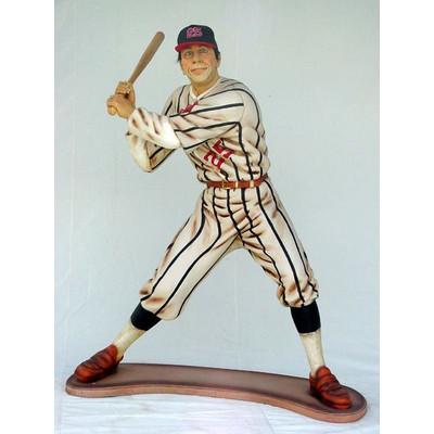 ベースボールプレイヤー・バッター 等身大フィギュア