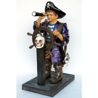 キッズパイレーツ・ボーイVer(子供海賊・少年Ver)・等身大フィギュア