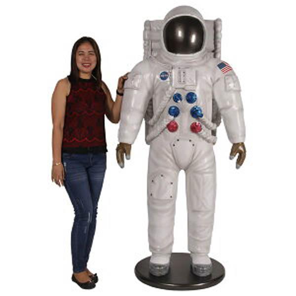 宇宙飛行士 NASA(アストロマン)B等身大フィギュア