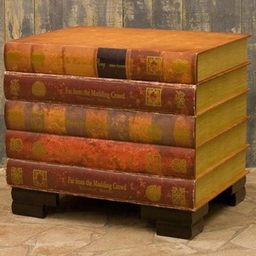 おもしろ雑貨 アンティーク『BOOK BOX』-Novel 収納 BOX