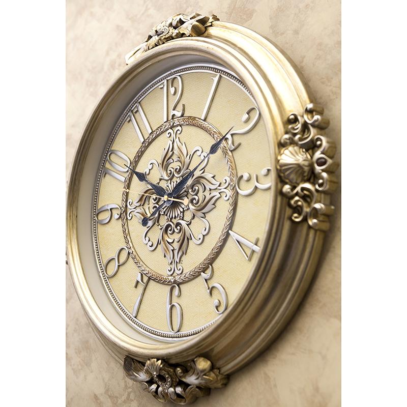 ビクトリアンパレスのウォールクロック(壁掛け時計)「コロッセオ」