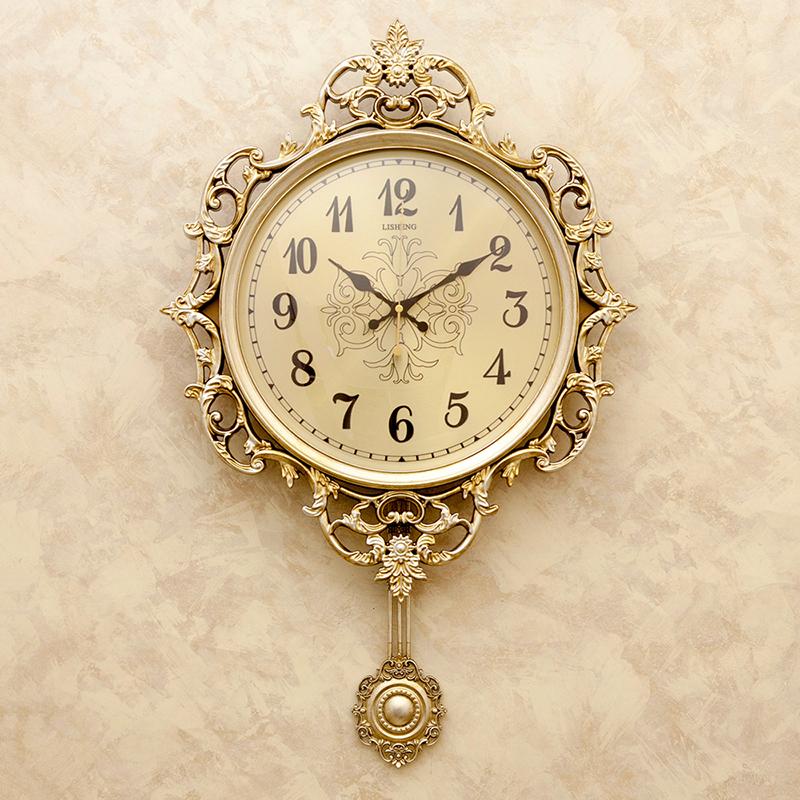 ビクトリアンパレスのウォールクロック(壁掛け時計)「ペンデュラムクロック(モンテカルロ)」