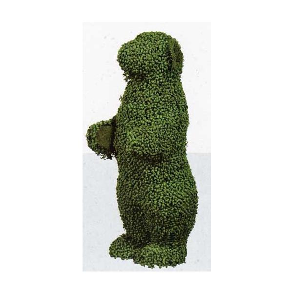 アニマル トピアリー クマ 熊 (人工観葉植物)
