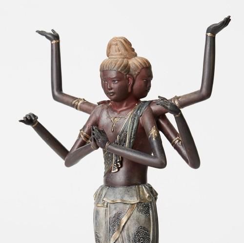 仏像 阿修羅(あしゅら) スモールサイズ