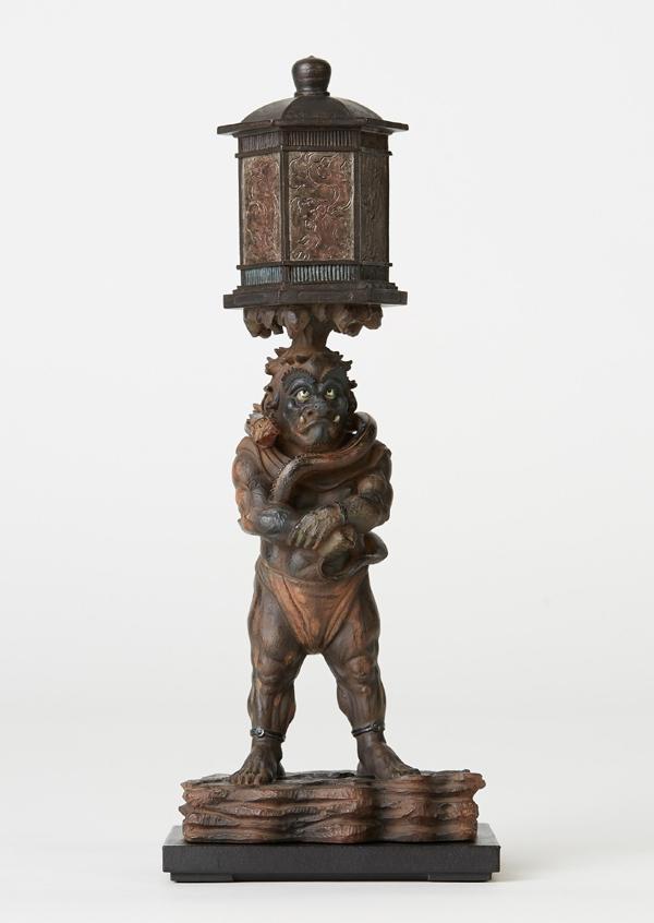 仏像  竜燈鬼(りゅうとうき ) スモールサイズ