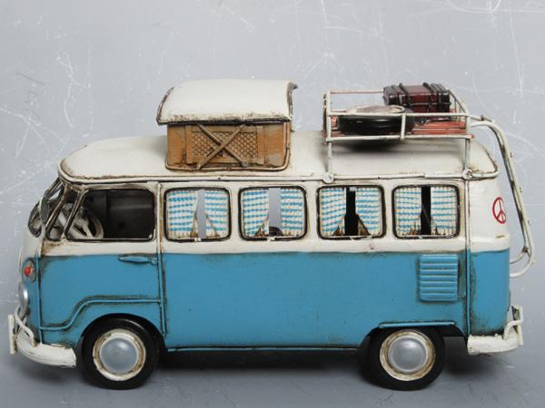 ブリキのおもちゃ キャンピングカー