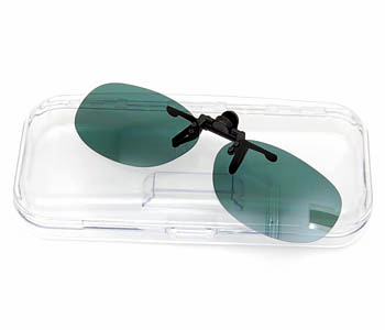 썬 클립 USA (그린 스모크) 착탈식 선글라스