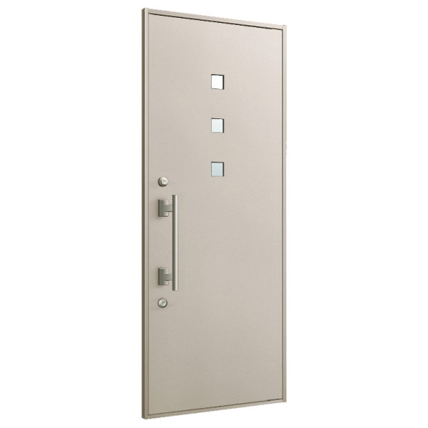 玄関ドア LIXIL ES玄関ドア 片開き 12型 K4仕様 H2118*W841mm【smtb-k】【kb】【玄関】【出入口】【扉】【リクシル】【トステム】【TOSTEM】 ドリーム