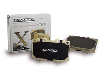 BRZ パーツ ブレーキパッド ZC6 13 08- リア用 Xタイプ DIXCEL 安心と信頼 マート 365085 ディクセル