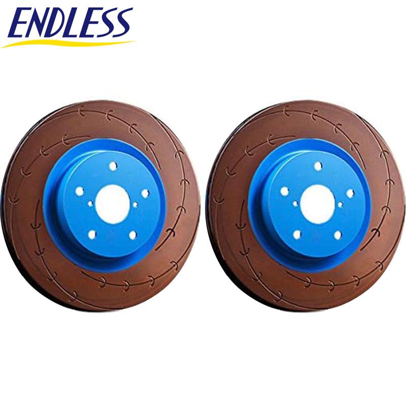 最も優遇の CR-X ブレーキローター EF7 87/9- CR-X リア左右 EF7 E-SLIT ENDLESS リア左右/エンドレス (ER502ES, ぶらん堂オンライン:cd128265 --- mail.analogbeats.com