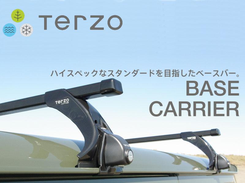 コモ ルーフキャリア E26 H24.7-H30.3 TERZO/テルッツォ( EF-DRX+EB6+DR20:DREAMERS TRADING