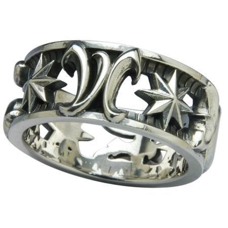 DEAL DESIGN ディールデザイン コンパスローズリング メンズ 指輪 392286 【メーカー取り寄せ品】