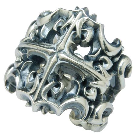 DEAL DESIGN ディールデザイン ペルソナクロスリング メンズ 指輪 392287 【メーカー取り寄せ品】
