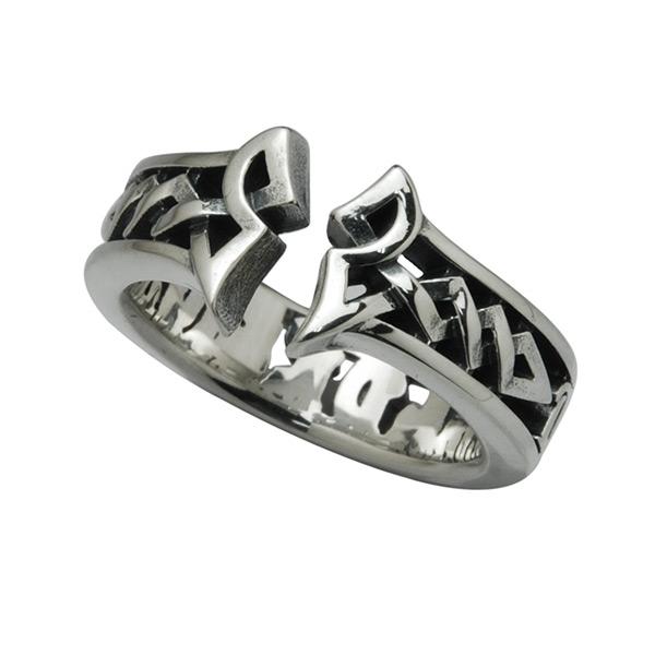 DEAL DESIGN ディールデザイン ケルティックホースシュー メンズ 指輪 392291 【メーカー取り寄せ品】