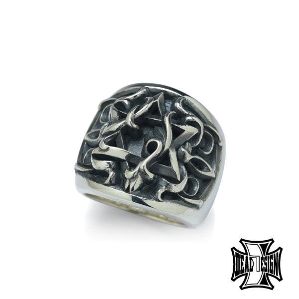 DEAL DESIGN ディールデザイン ヒュージヘックスリング メンズ 指輪 393221 【メーカー取り寄せ品】