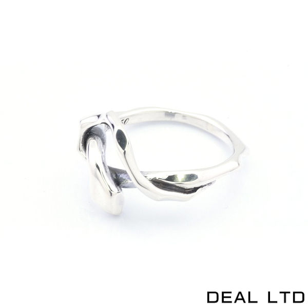 DEAL LTD ディールエルティーディー SNAKE RING SINGLE 310229【メーカー取り寄せ品】