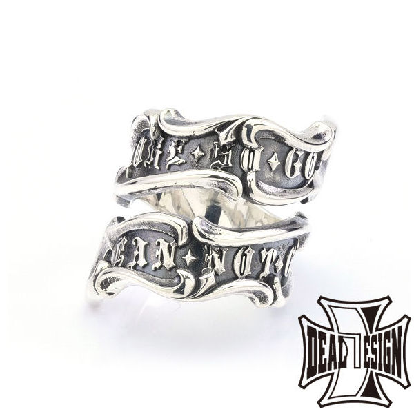 DEAL DESIGN ディールデザイン レイジングフラッグリング メンズ 指輪 393211 【メーカー取り寄せ品】