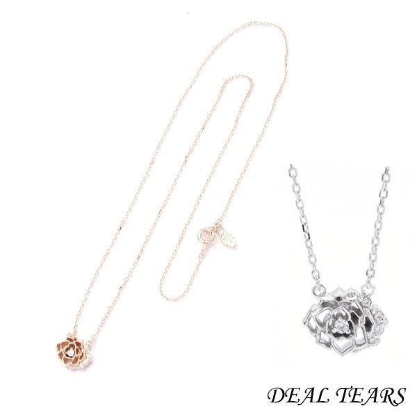 DEAL TEARS ディールティアーズ グラフィティローズチョーカー レディースネックレス 399165 【メーカー取り寄せ品】
