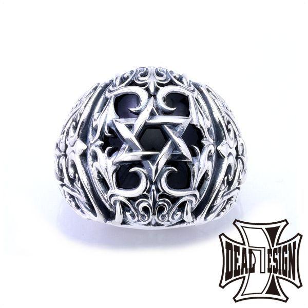 DEAL DESIGN ディールデザイン オーバルシェードリング メンズ 指輪 393250 【メーカー取り寄せ品】