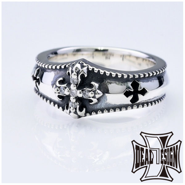 DEAL DESIGN ディールデザイン インセクトシーガルリング メンズ 指輪 393261 【メーカー取り寄せ品】
