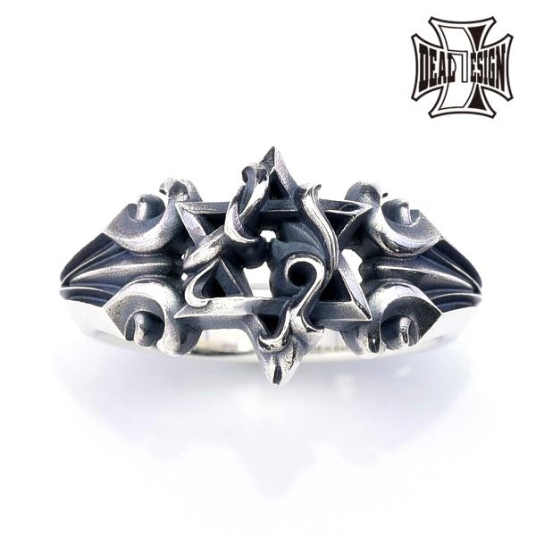 DEAL DESIGN ディールデザイン スタージャックリング メンズ 指輪 393252 【メーカー取り寄せ品】