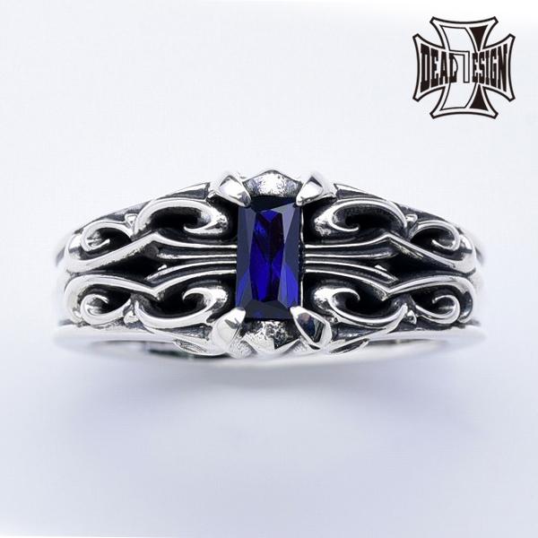 DEAL DESIGN ディールデザイン タイニーバゲットフローラル メンズ 指輪 393263 【メーカー取り寄せ品】