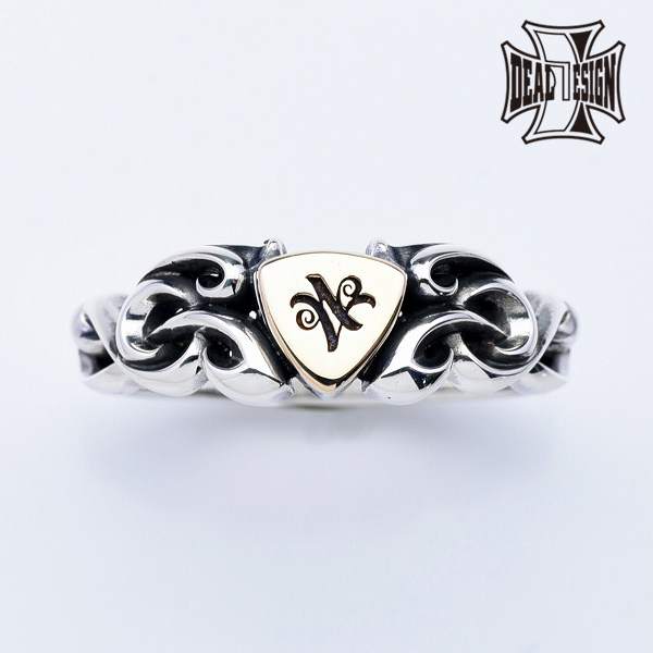 DEAL DESIGN ディールデザイン ジークレフリング メンズ 指輪 393265 【メーカー取り寄せ品】