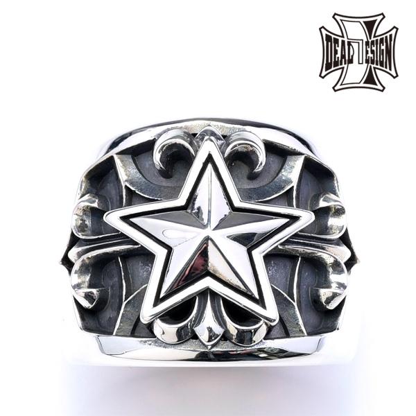 DEAL DESIGN ディールデザイン グラムスターロックスリング メンズ 指輪 393272 【メーカー取り寄せ品】