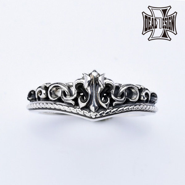 DEAL DESIGN ディールデザイン ゲートティアラリング:リリー メンズ 指輪 393274 【メーカー取り寄せ品】