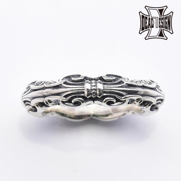 DEAL DESIGN ディールデザイン シームレスゲートリング メンズ 指輪 393280 【メーカー取り寄せ品】