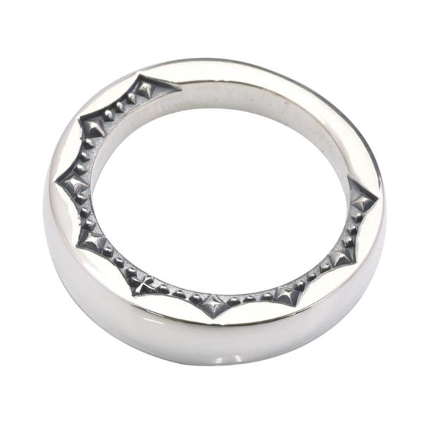 【新作】DEAL DESIGN ディールデザイン フューチャーサイドリング メンズ 指輪 394200 【メーカー取り寄せ品】