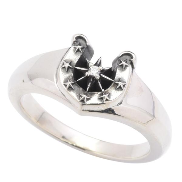【新作】DEAL DESIGN ディールデザイン ノルディックホースシューリング メンズ 指輪 394209 【メーカー取り寄せ品】