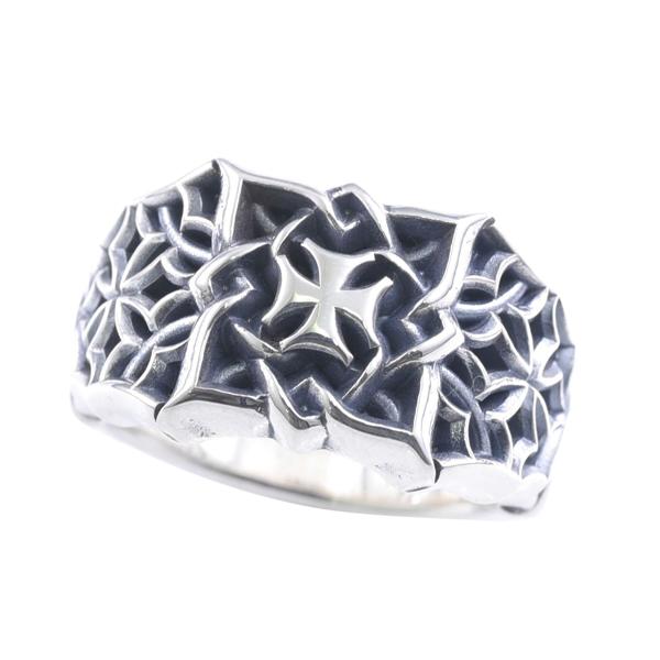 【新作】DEAL DESIGN ディールデザイン ソリッドケルトナックル メンズ 指輪 394215【メーカー取り寄せ品】