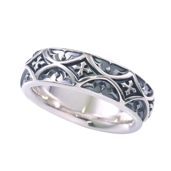 【新作】DEAL DESIGN ディールデザイン ダイヤグリッドリング メンズ 指輪 394217 【メーカー取り寄せ品】