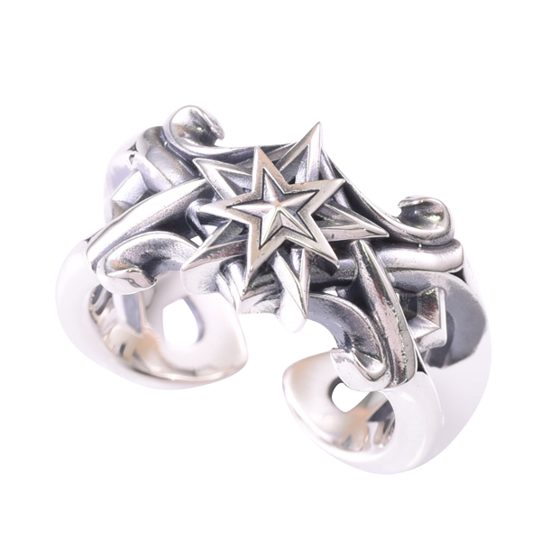 【新作】DEAL DESIGN ディールデザイン スターファングリング メンズ 指輪 394227 【メーカー取り寄せ品】