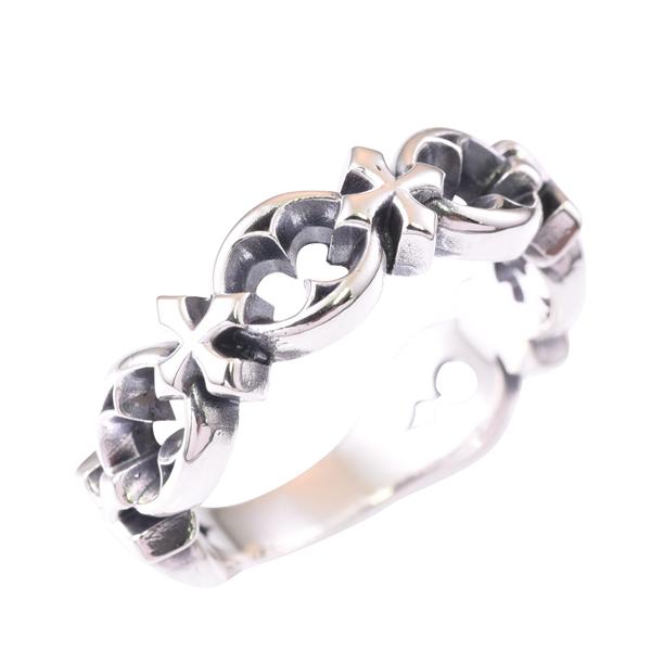 【新作】DEAL DESIGN ディールデザイン ファングチェーンリング メンズ 指輪 394228 【メーカー取り寄せ品】
