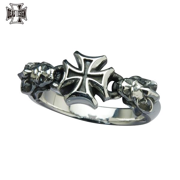 DEAL DESIGN ディールデザイン クランプライオンリング メンズ 指輪 392245 【メーカー取り寄せ品】