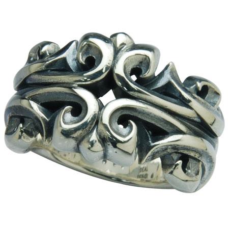 DEAL DESIGN ディールデザイン グラムリップリング メンズ 指輪 392257 【メーカー取り寄せ品】
