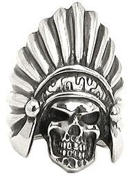 メーカー取り寄せ品/インディアン2リング/指輪/Gemina/ジェミナ