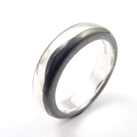 メーカー取り寄せ品/フィギュアリング・サークル(シルバー)/指輪/holloow/ホロウ