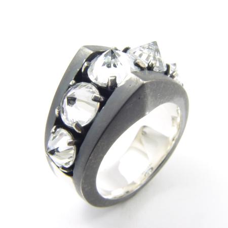 メーカー取り寄せ品/ハロリング(シルバー)/指輪/holloow/ホロウ
