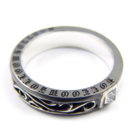 メーカー取り寄せ品 リトルヴェンデッタリング シルバー指輪 holloow ホロウv0ONn8mw