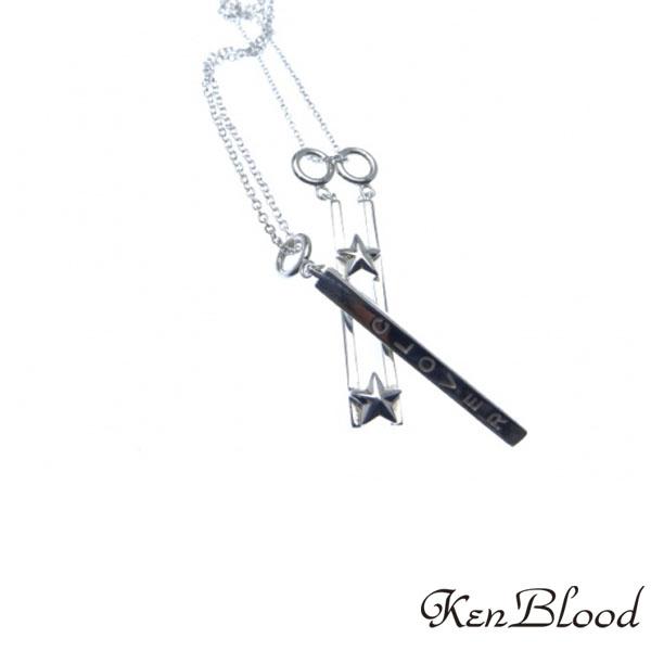 メーカー取り寄せ品/KP-467CLOVERネックレス/ネックレス/Ken Blood/ケンブラッド