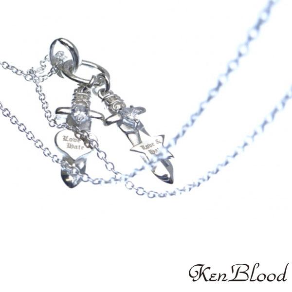 メーカー取り寄せ品/KP-473ペンダント/ネックレス/Ken Blood/ケンブラッド