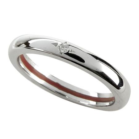 メーカー取り寄せ品/LSR-0106DRM/運命の赤い糸入りシルバーリング/指輪/LOVERS SCENE/ラバーズシーン